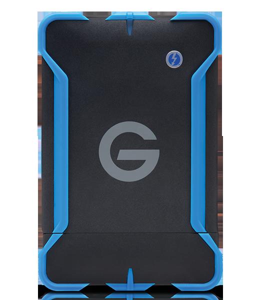 G-Technology G-Drive ev ATC Thunderbolt USB 3 & SATA 1TB 7200 | Tradeline Egypt Apple
