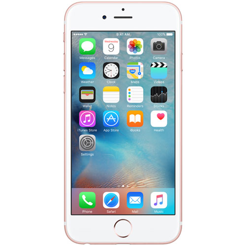 iPhone 6s 128GB Rose Gold | Tradeline Egypt Apple