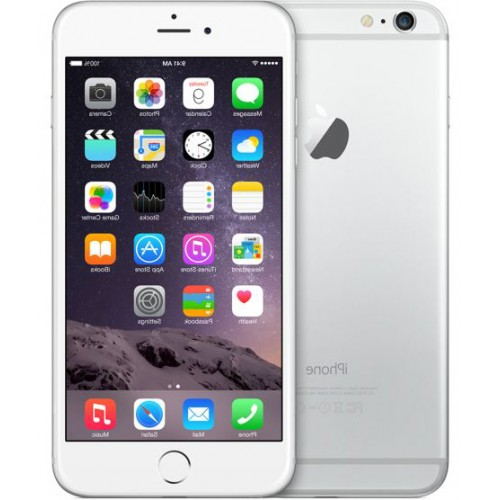 iPhone 6 16GB Silver | Tradeline Egypt Apple