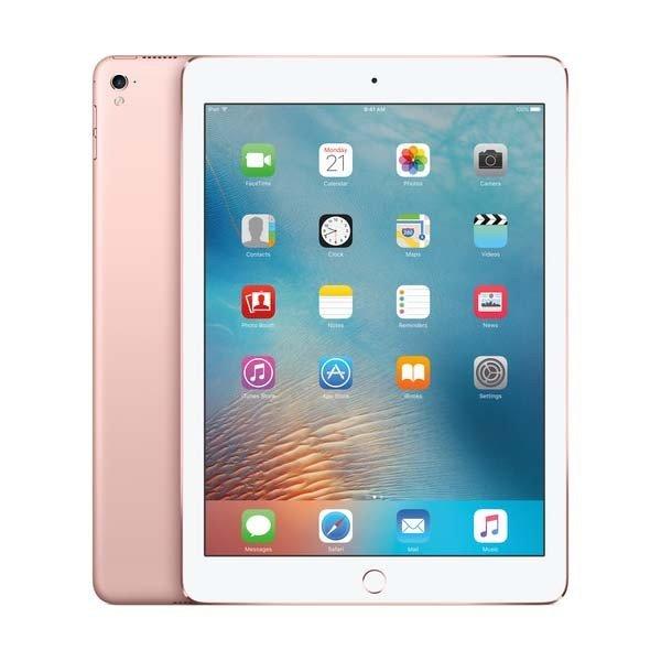"iPad Pro 9.7"" 128GB Wi-Fi Cell Rose Gold | Tradeline Egypt Apple"
