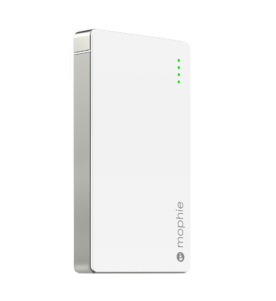 Mophie Juice Pack PowerStation White | Tradeline Egypt Apple