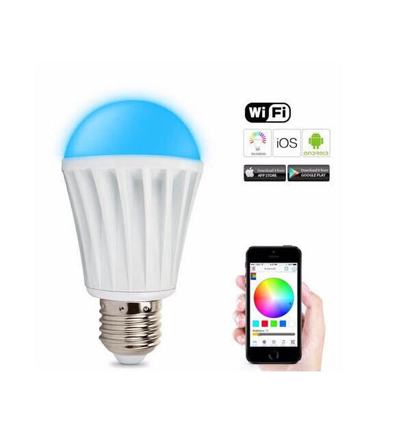 WiFi LED Light Bulb | Tradeline Egypt Apple