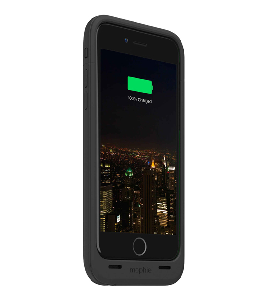 Mophie Juice Pack Plus 120 Percent for iPhone 6 Black