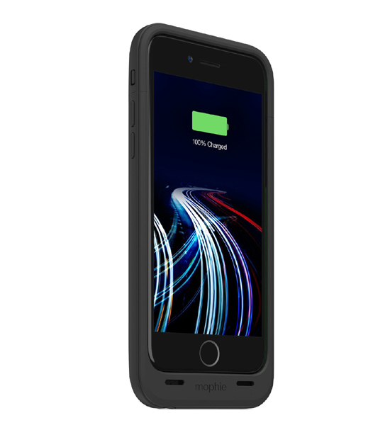 Mophie Juice Pack Ultra 150 Percent for iPhone 6 Black | Tradeline Egypt Apple