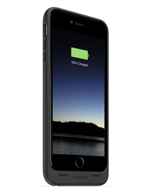 Mophie Juice Pack 60 Percent for iPhone 6 Plus Black