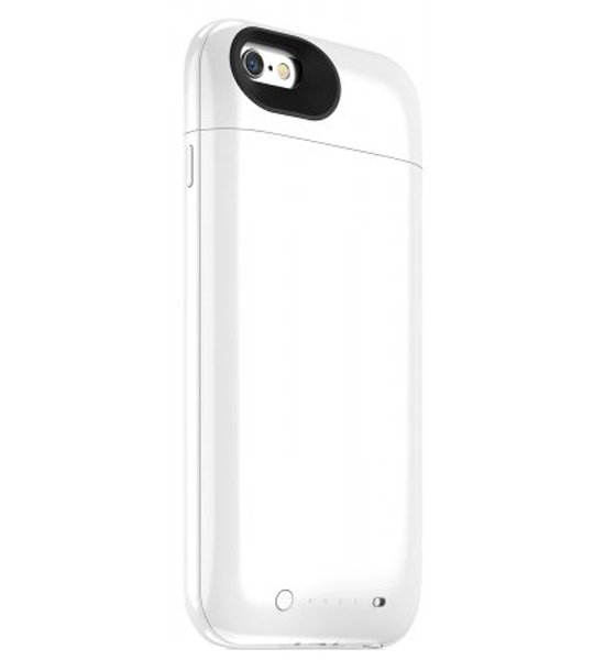 Mophie Juice Pack 60 Percent for iPhone 6 Plus White | Tradeline Egypt Apple