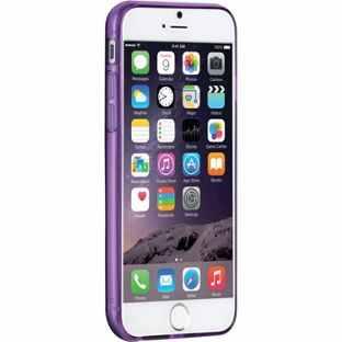 Odoyo Soft Edge Case for iPhone 6 Purple