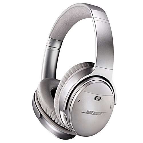 Bose QuietComfort 35 Silver - Wireless Headphones | Tradeline Egypt Apple