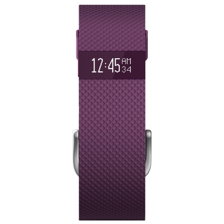 Fitbit Charge HR Plum
