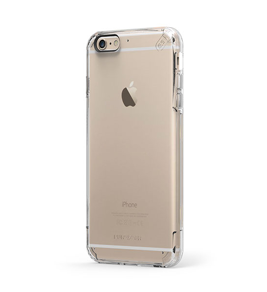 Puregear Slim Shell Pro Clear for iPhone 6s Plus /6 Plus