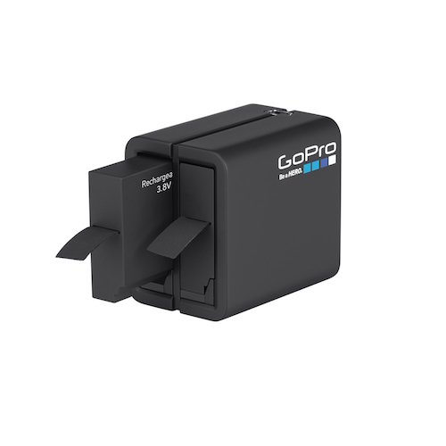 GoPro Dual Battery Charger + Battery   Tradeline Egypt Apple