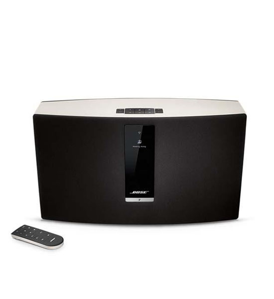 Bose SoundTouch 30 Series ll White | Tradeline Egypt Apple