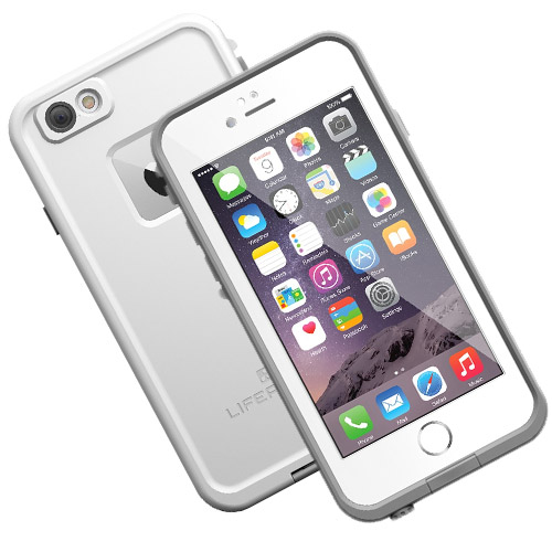 Lifeproof Go! White For iPhone 6