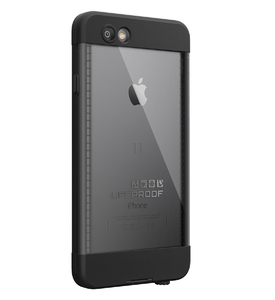Lifeproof NuuD Black For iPhone 6