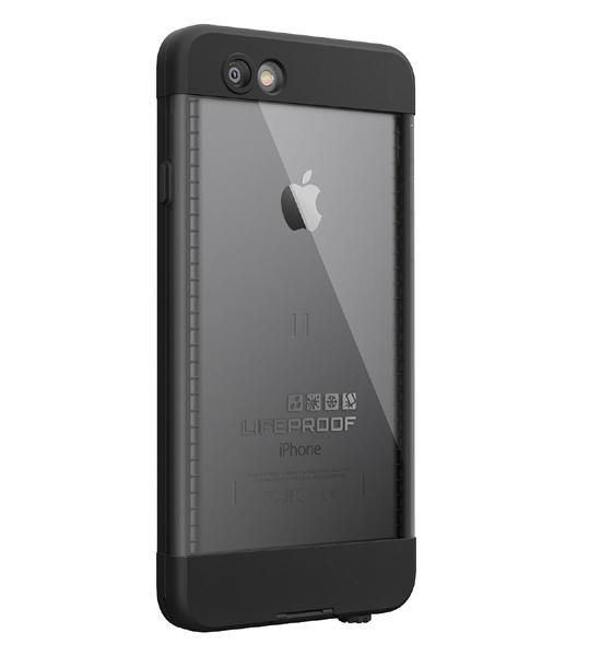 Lifeproof NuuD Black For iPhone 6