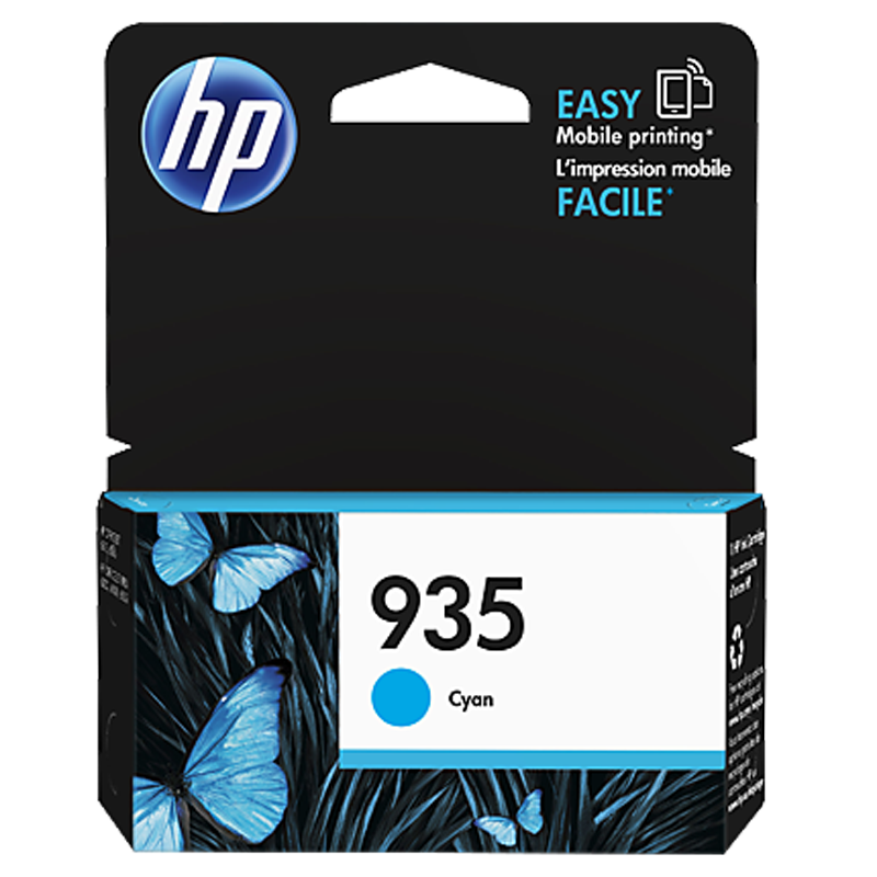 HP 935 Cyan | Tradeline Egypt Apple
