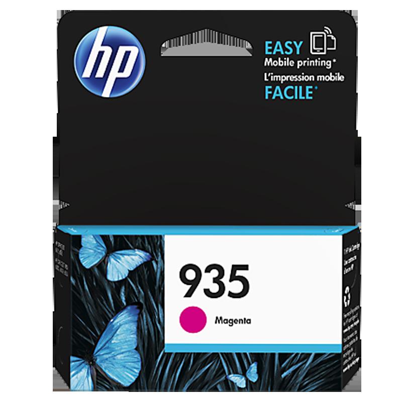 HP 935 Magenta   Tradeline Egypt Apple