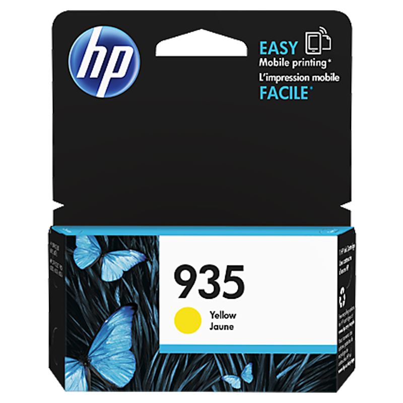 HP 935 Yellow | Tradeline Egypt Apple