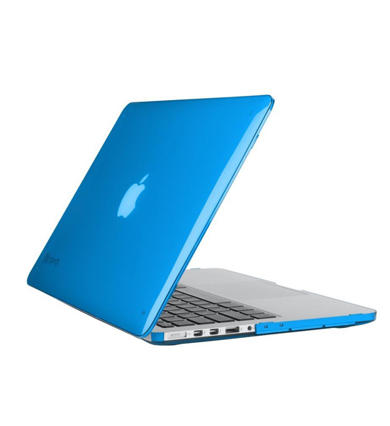 Speck SmartShell MacBook Pro 13 With Retina Display Blue | Tradeline Egypt Apple