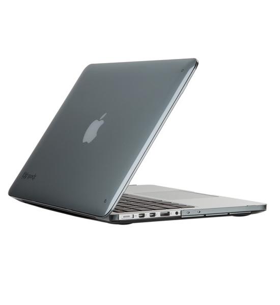 Speck SmartShell MacBook Pro 13 With Retina Display Nickel Grey | Tradeline Egypt Apple