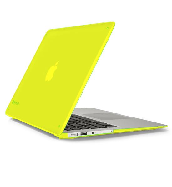 Speck SeeThru MacBook Air 13 Yellow | Tradeline Egypt Apple