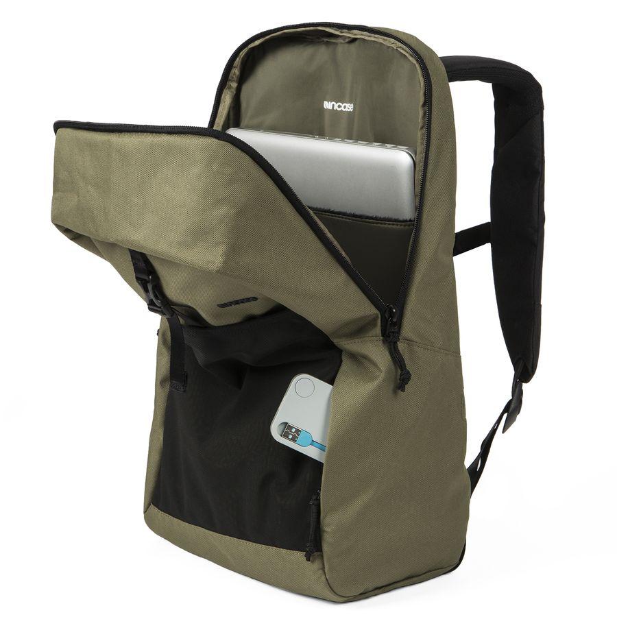 Incase Cargo Backpack Olive/Black
