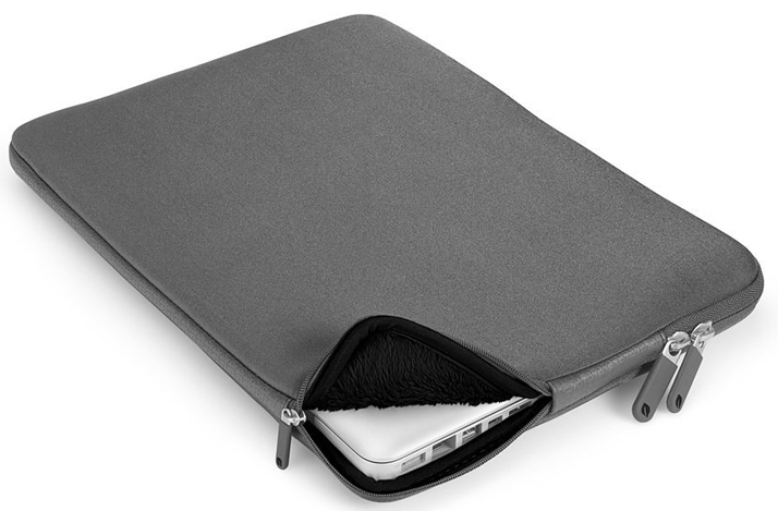"Incase Neoprene Pro Sleeve For MacBook 13"" Slate Gray"