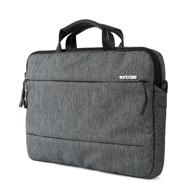 "Incase City Brief For MacBook 13"" Heather Black/Gunmetal Gray 