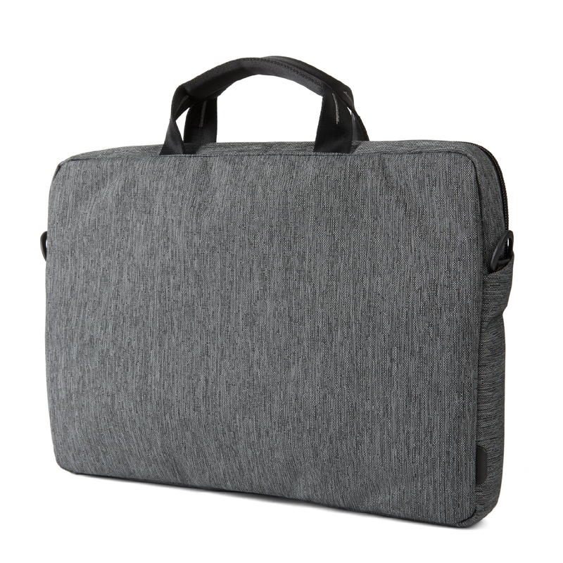 "Incase City Brief For MacBook 13"" Heather Black/Gunmetal Gray"