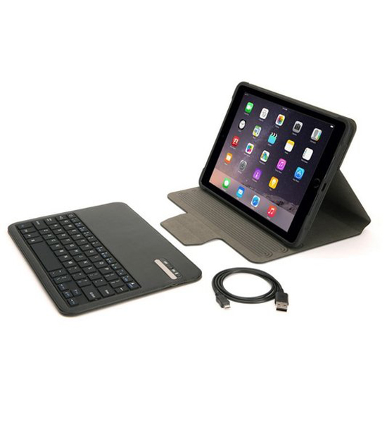 Griffin Turn Folio Keyboard iPad Air 2 | Tradeline Egypt Apple