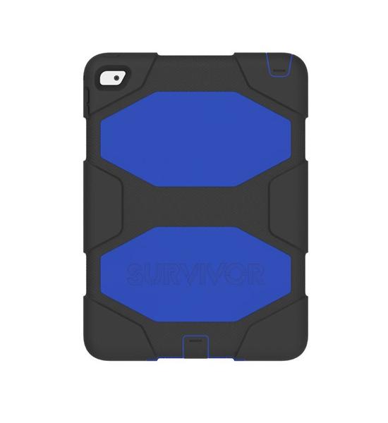 Griffin Survivor iPad Air 2 Black/Blue | Tradeline Egypt Apple