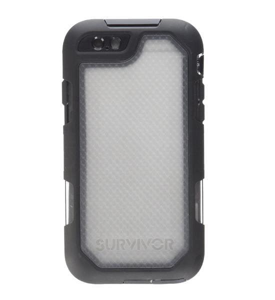 Griffin Survivor Summit iPhone 6/6S Clear | Tradeline Egypt Apple