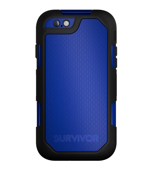 Griffin Survivor Summit iPhone 6/6S Plus Blue | Tradeline Egypt Apple