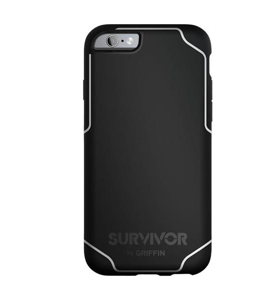 Griffin Survivor Journey iPhone 6/6S Plus White/Black   Tradeline Egypt Apple