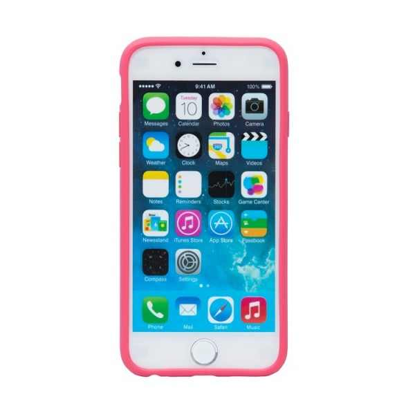 Odoyo Grip Edge Case For iPhone 6/6s Plus Pink | Tradeline Egypt Apple