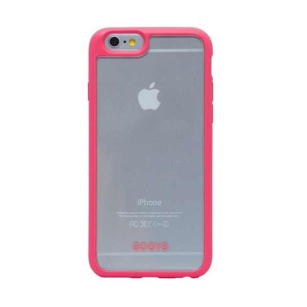 Odoyo Grip Edge Case For iPhone 6/6s Plus Pink