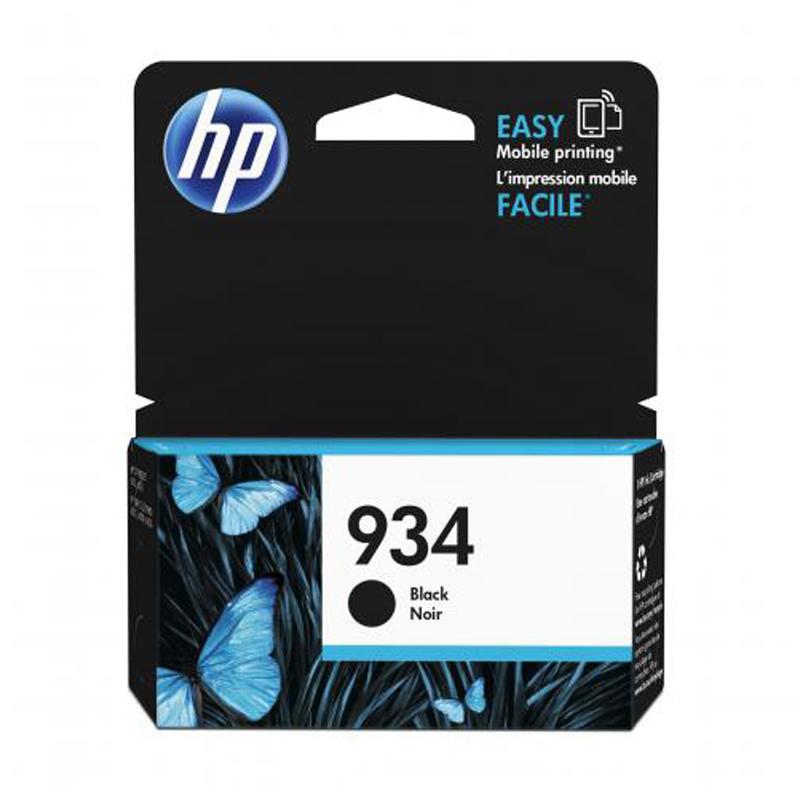HP 934 Black Ink Cartridge   Tradeline Egypt Apple