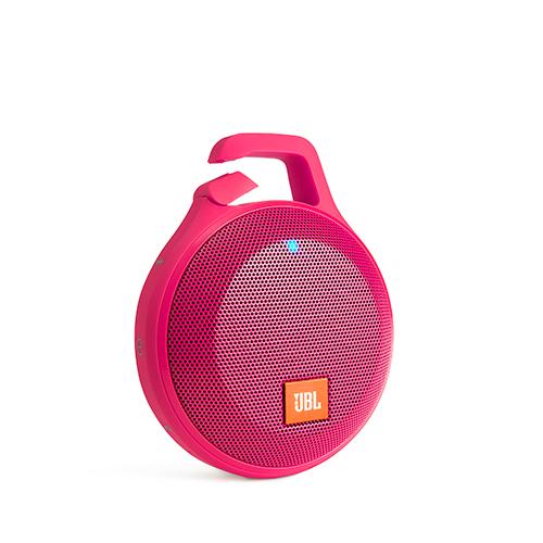 JBL Clip + Speaker Pink