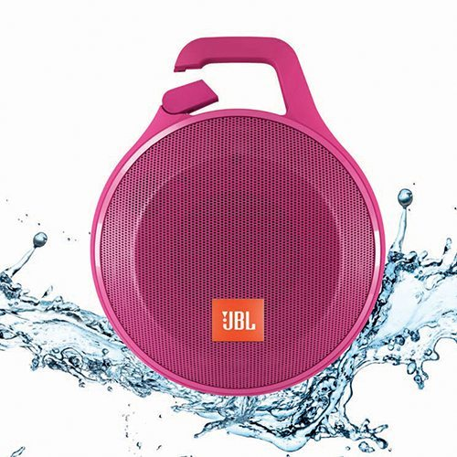 JBL Clip + Speaker Pink | Tradeline Egypt Apple