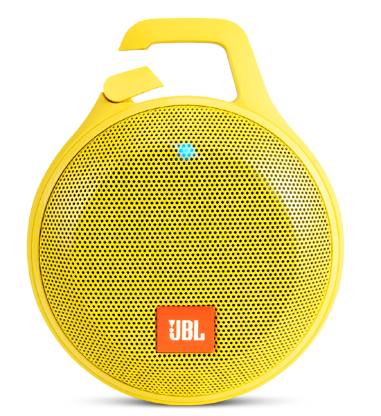 JBL Clip + Speaker Yellow | Tradeline Egypt Apple