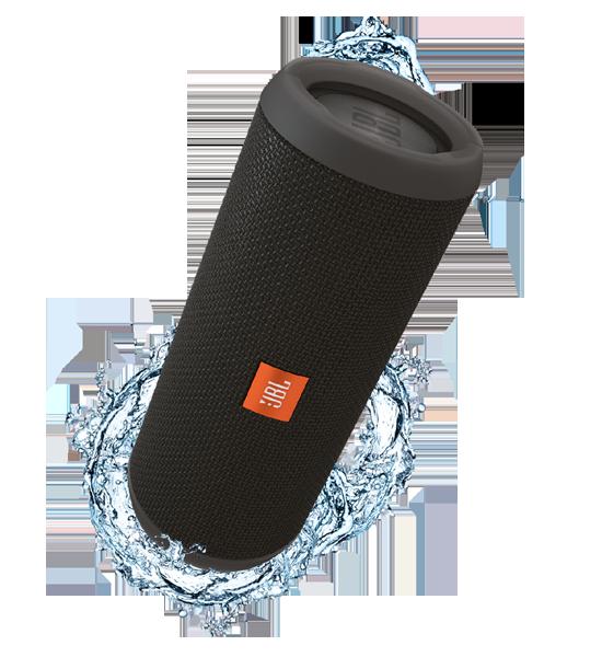 JBL Flip 3 Speaker Black | Tradeline Egypt Apple