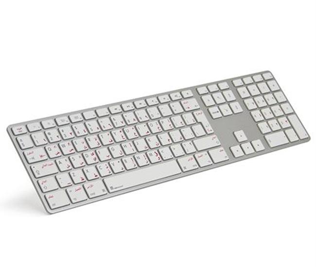 Apple Keyboard with Numeric Keypad - Arabic | Tradeline Egypt Apple