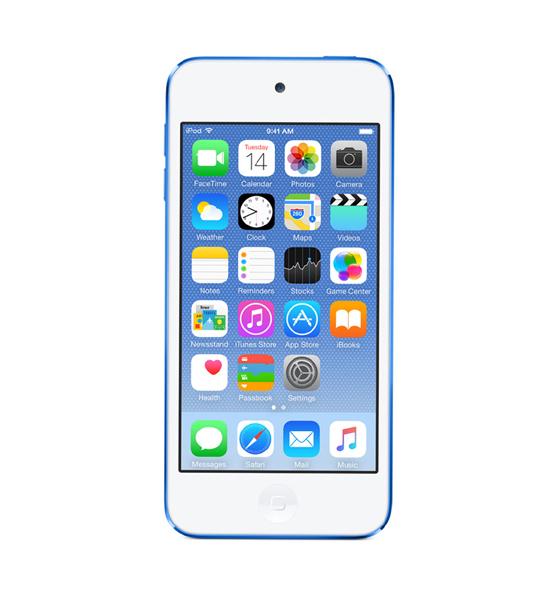 Apple iPod Touch 16GB - Blue | Tradeline Egypt Apple