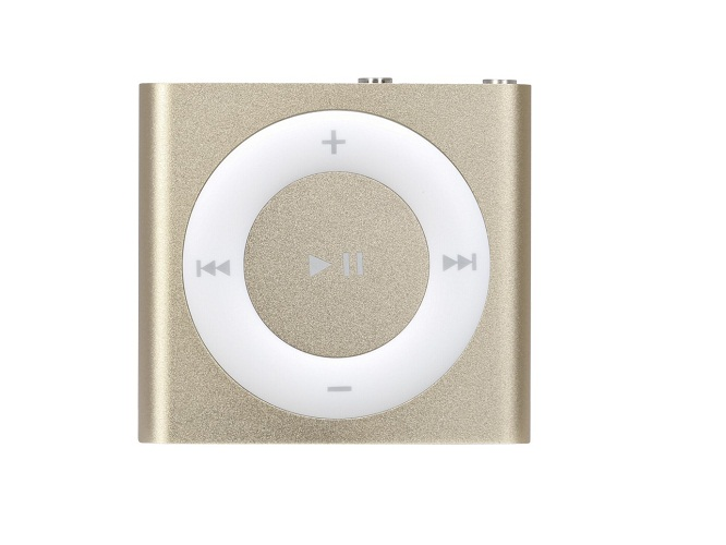 Apple iPod Shuffle 2GB - Gold | Tradeline Egypt Apple