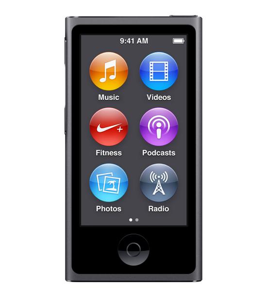 Apple iPod Nano 16GB - Space Gray | Tradeline Egypt Apple