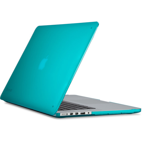 "Speck MacBook Pro 15"" Retina SeeThru Calypso Blue | Tradeline Egypt Apple"
