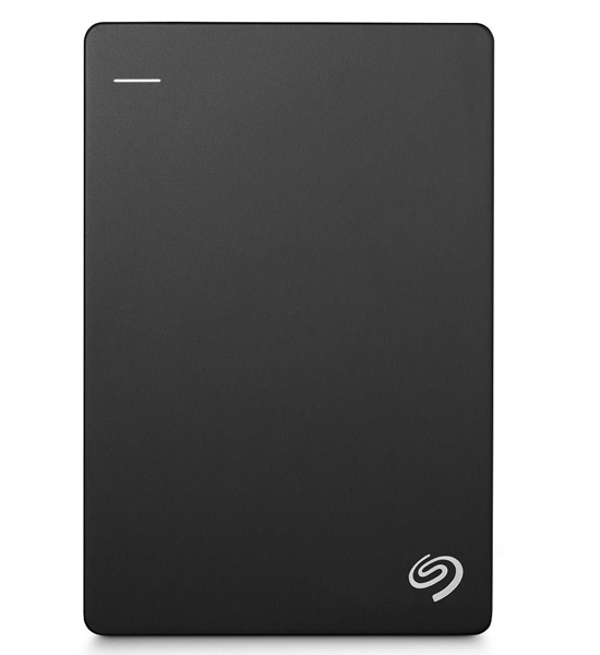 Seagate Backup Plus Slim Portable 1TB Black | Tradeline Egypt Apple