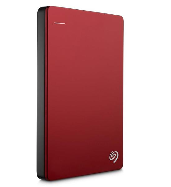 Seagate Backup Plus Slim Portable 1TB Red