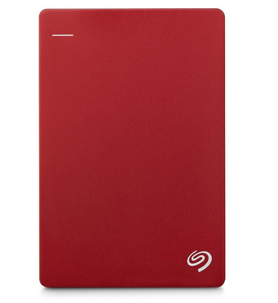 Seagate Backup Plus Slim Portable 1TB Red | Tradeline Egypt Apple