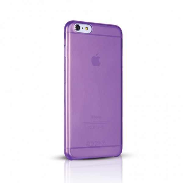 Odoyo Soft Edge Case for iPhone 6 Purple | Tradeline Egypt Apple